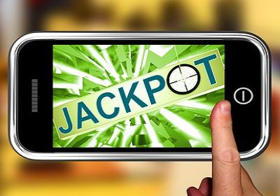 Azartinių žaidimų lošimas mobiliajame kazino