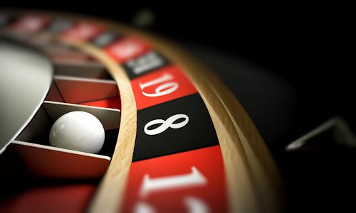 Azartinis lošimas ruletė