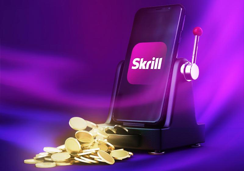 """Kazino mokėjimai internetu pasinaudojant """"Skrill"""""""